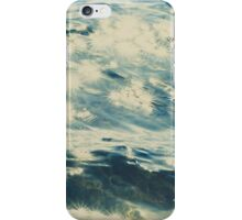 GLOW ON THE WATER iPhone Case/Skin