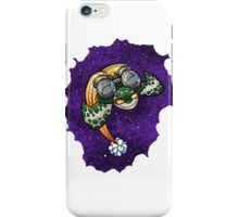 Space Turtle Ready for Takeoff iPhone Case/Skin