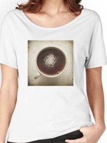 trapped in the cyclone of my own mind Women's Relaxed Fit T-Shirt