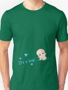 It's a boy! Unisex T-Shirt