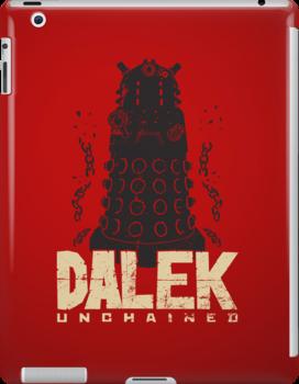 Dalek Unchained by moysche