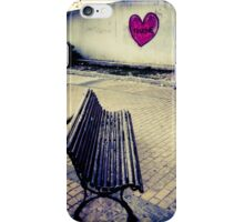 WAITING FOR YOUR LOVE iPhone Case/Skin