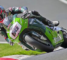 Tom Sykes #66 by Kit347