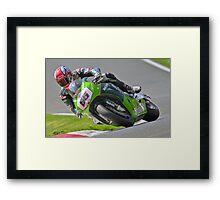 Tom Sykes #66 Framed Print