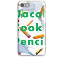 Jacobs Pencils iPhone Case/Skin