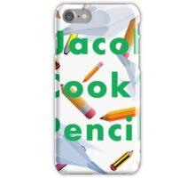 Jacobs Pencils iPhone Case/Skin
