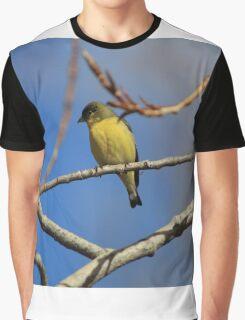Lesser Gold Finch Graphic T-Shirt