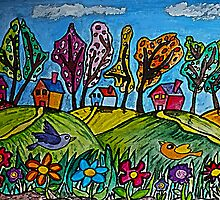 Spring Valley by Monica Engeler
