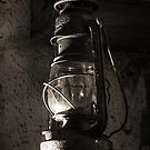 The Old Oil Lamp by Paul Holman