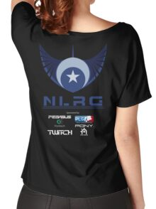 New Lunar Republic of Gaming  Women's Relaxed Fit T-Shirt