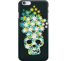 The skull. iPhone Case/Skin