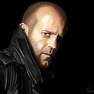 Jason Statham by Richard Eijkenbroek