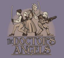 The Doctor's Angels Kids Clothes