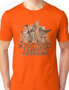 The Doctor's Angels Unisex T-Shirt