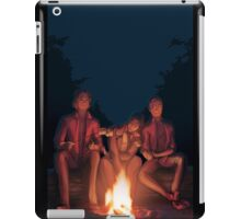 Angels are watching over you iPad Case/Skin