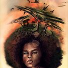 African dream by Zdralea Ioana