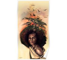 African dream Poster