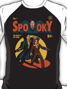 Spooky Comic T-Shirt