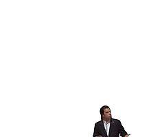 Confused Travolta by GeneralGrievous