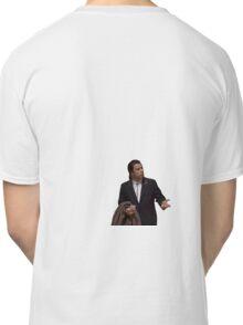 Confused Travolta Classic T-Shirt