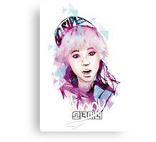 SNSD - Sunny Canvas Print