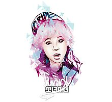 SNSD - Sunny Photographic Print