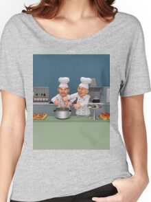 Too Many Cooks 3 - You're Doing It Wrong! Women's Relaxed Fit T-Shirt