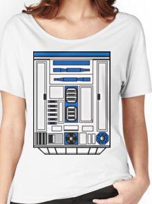 R2D2 Women's Relaxed Fit T-Shirt