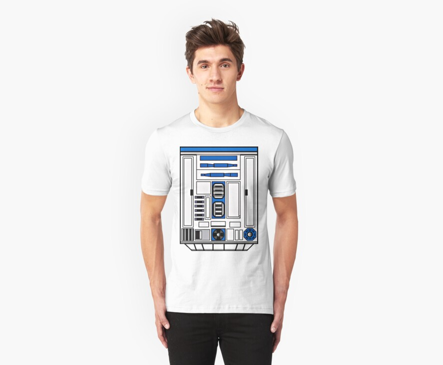 R2D2 by Chrisbooyahh