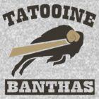 Tatooine Banthas by DasMerten