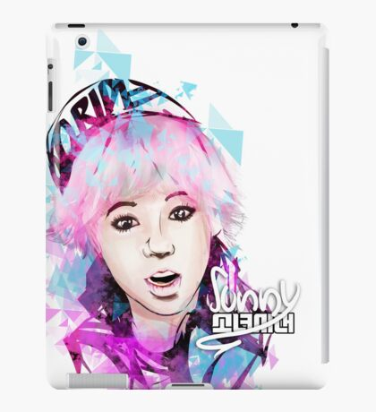 SNSD - Sunny iPad Case/Skin