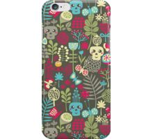 The garden. iPhone Case/Skin