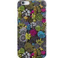 Birds and grass. iPhone Case/Skin