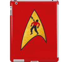 He's Dead, Jim iPad Case/Skin