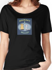 Squeaky and Snakey Women's Relaxed Fit T-Shirt