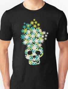 Skulls in the garden. T-Shirt