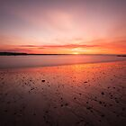 Skerries After Glow by Solyad