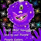 One Eyed, One Horned Purple People Eater by Melba428