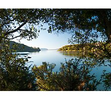 lake tarawera 6 Photographic Print