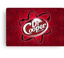 Dr. Cooper Canvas Print