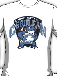 Univ. of Cerulean City (UCC) Aqua Jets T-Shirt
