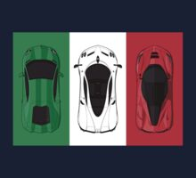 Tricolore One Piece - Long Sleeve