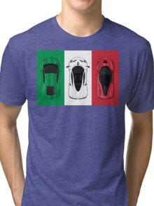 Tricolore Tri-blend T-Shirt