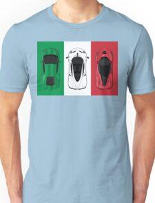 Tricolore Unisex T-Shirt