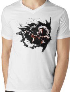 Rage Against the Machine Mens V-Neck T-Shirt