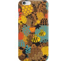The bee. iPhone Case/Skin