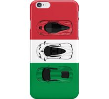 Tricolore iPhone Case/Skin