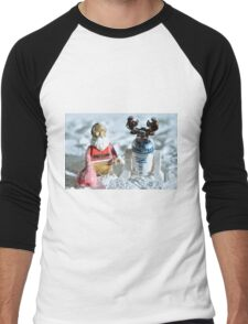 Incognito Men's Baseball ¾ T-Shirt