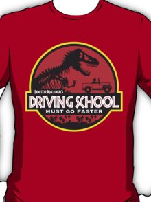 Doc Malcolm's Driving School T-Shirt