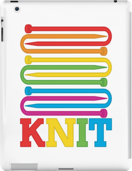 KNIT Rainbow by PinMatt